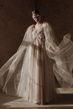 Haute couture wedding dress Aurelia
